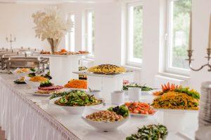 mat från catering